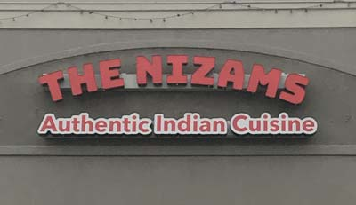 The Nizams Authentic Indian Cuisine